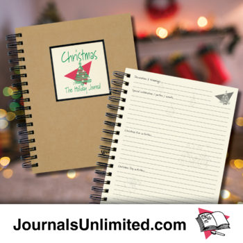 Christmas, The Holiday Journal