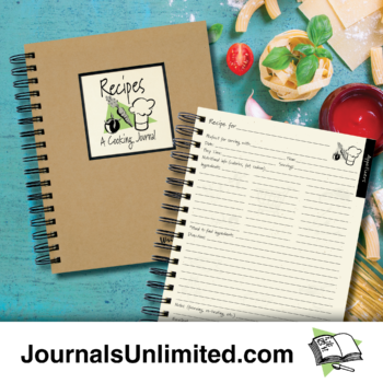 Recipe, A Cooking Journal