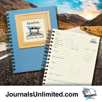 Adventures, My Road Trip Journal