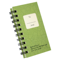 The Blank Lined Journal