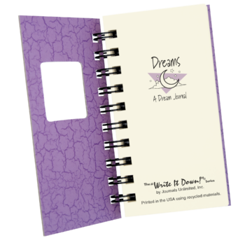 Dreams, A Dream Journal