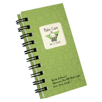 Baby Care Ins & Outs Journal