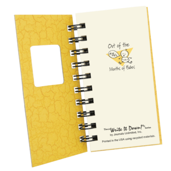 Out of the Mouths of Babes Mini Journal