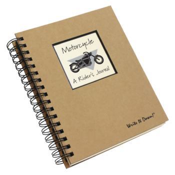 Motorcycle, A Rider's Journal