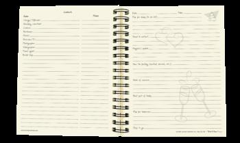 Wedding Planner, My Wedding Journal