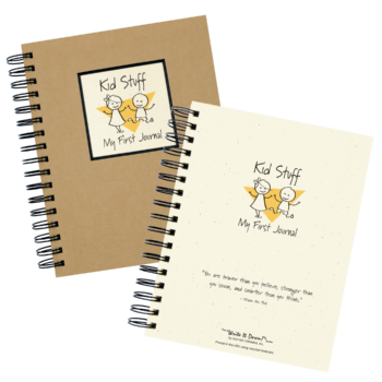 Kid Stuff - My First Journal