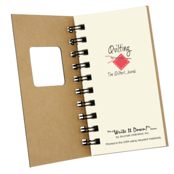 Quilting The Quilter's Journal