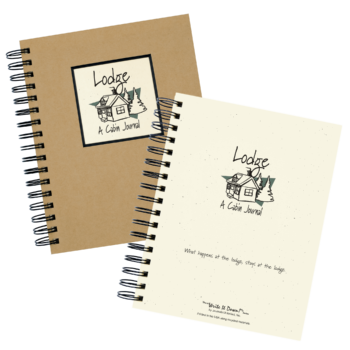 Lodge - A Cabin Journal