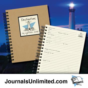 Destinations, My Lighthouse Journal