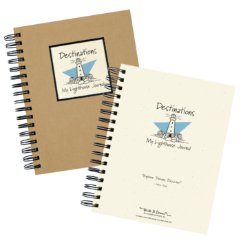 Product Details Destinations - My Lighthouse Journal