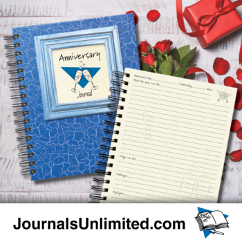 Anniversary Journal