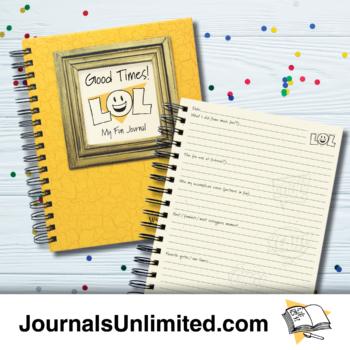 Good Times! My Fun Journal