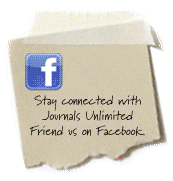 journals unlimited on facebook