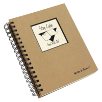 Stay Calm and Roll On Journal