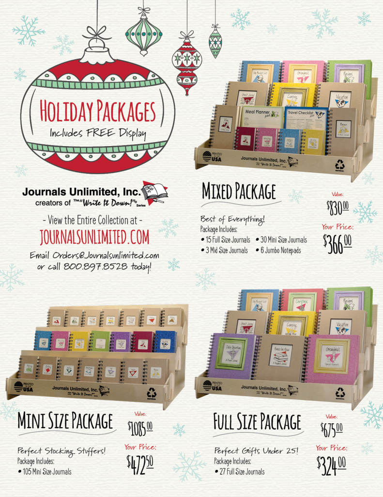 Holiday Display Packages